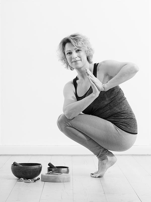 Lotte Barrett - enetime Yoga