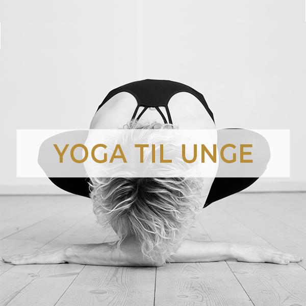 Lotte Barrett - yoga til unge